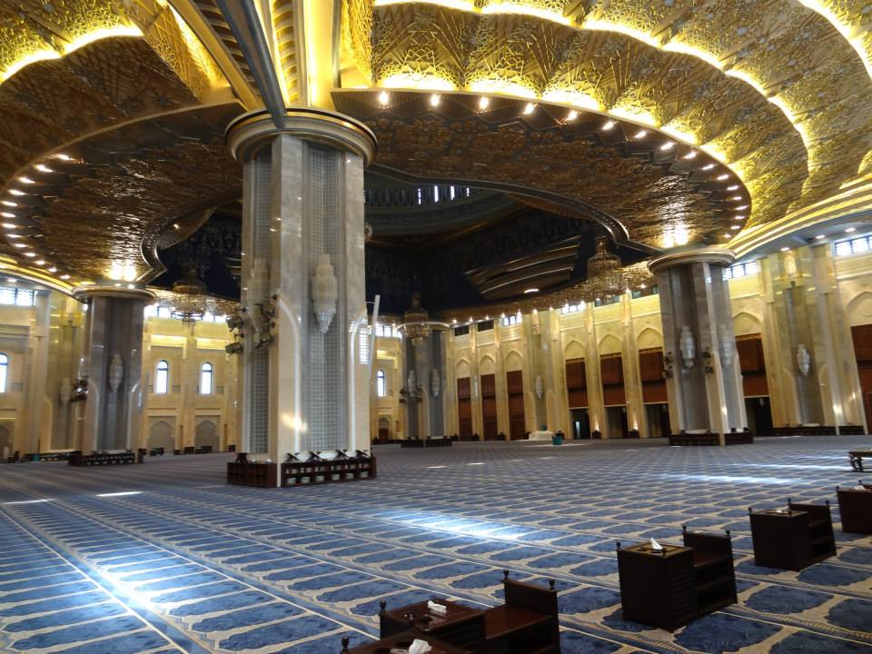 The Grand Mosque Of Kuwait Advent Hope